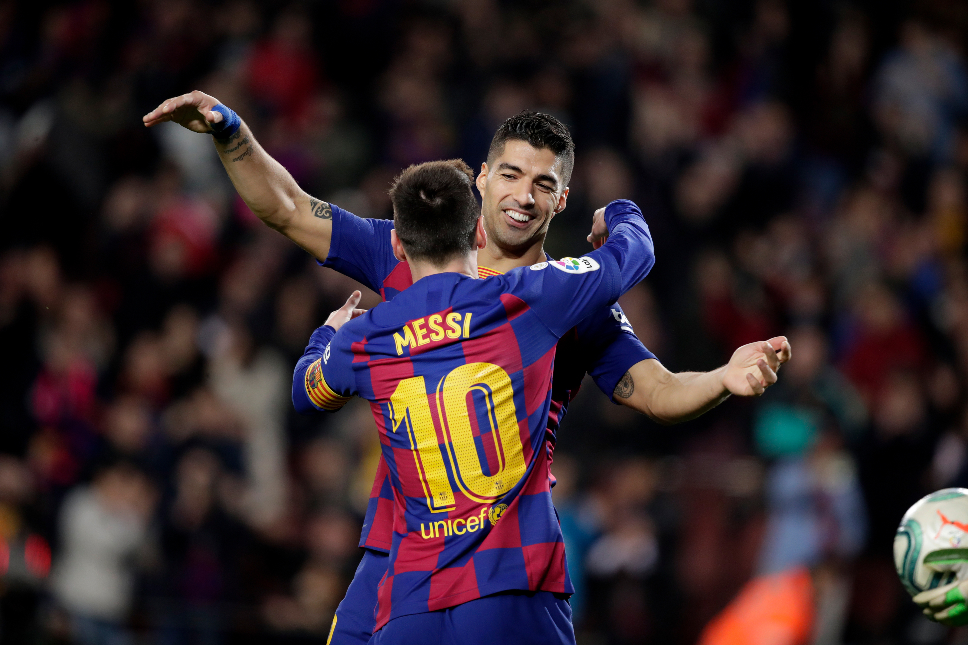 Lionel Messi and Luis Suarez veto Barcelona's generational signing