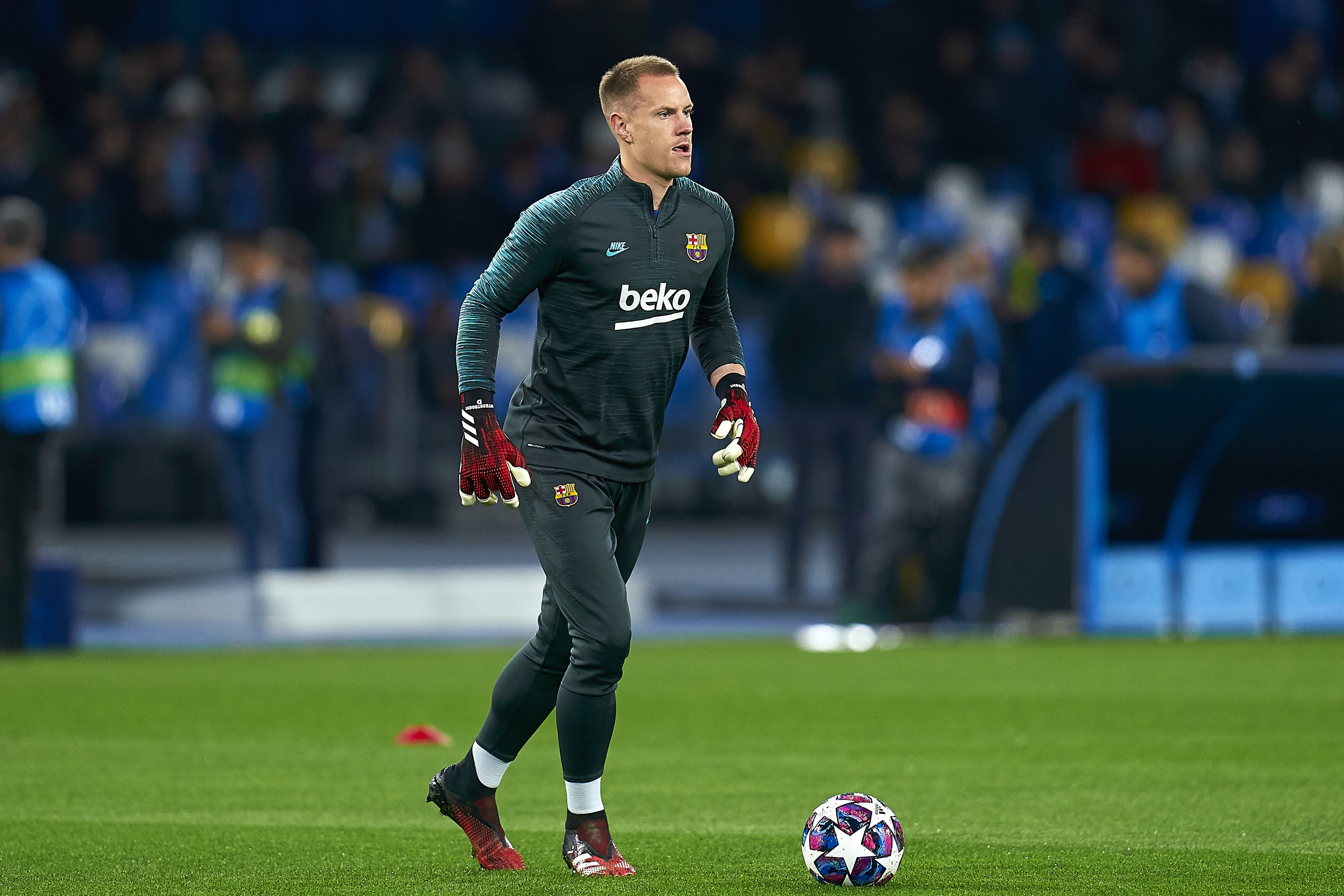 Marc-Andre ter Stegen receives two irresistible offers to leave