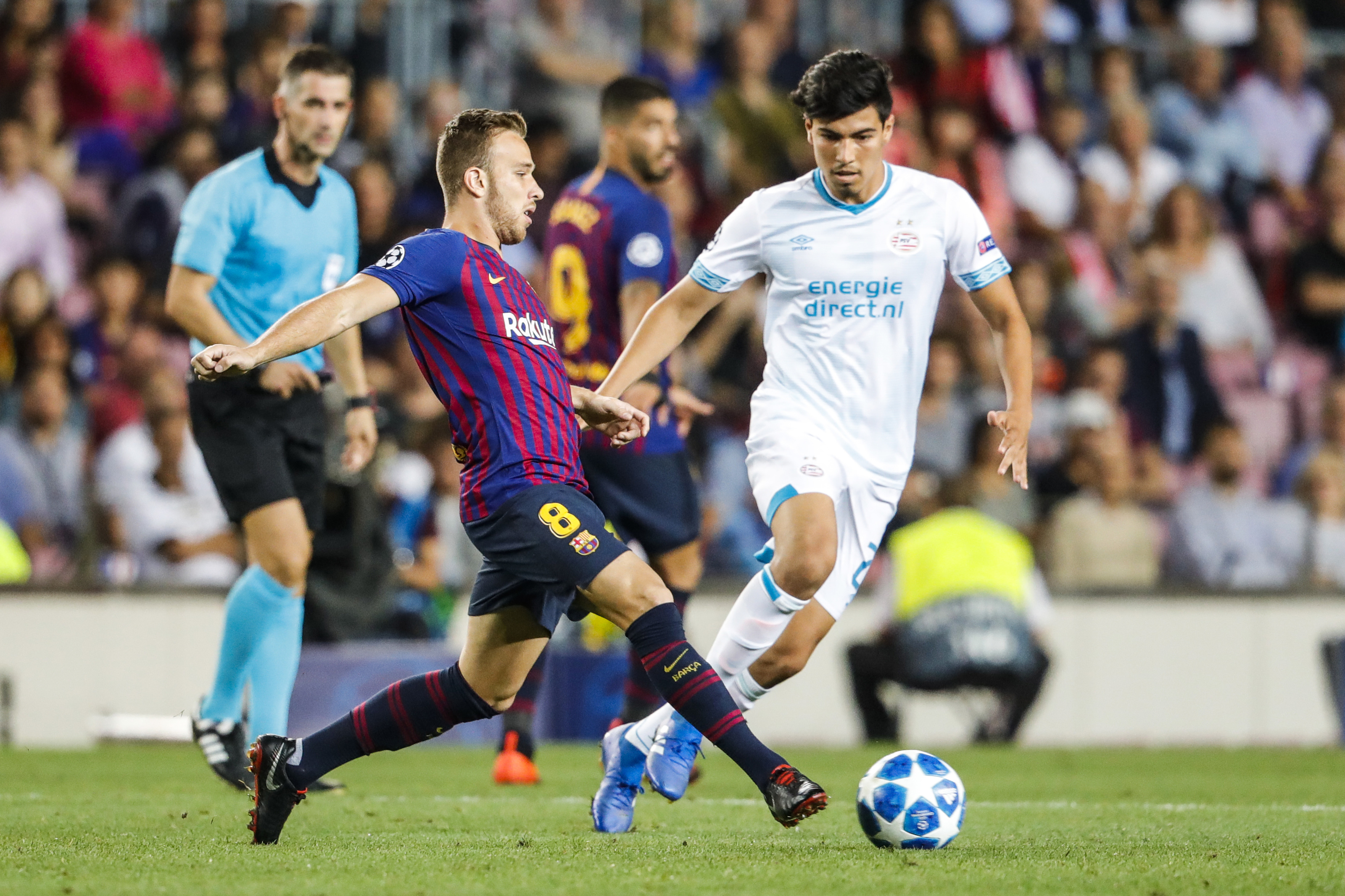 Barcelona Vs Girona Expected Starting Xi For New Catalan Derby