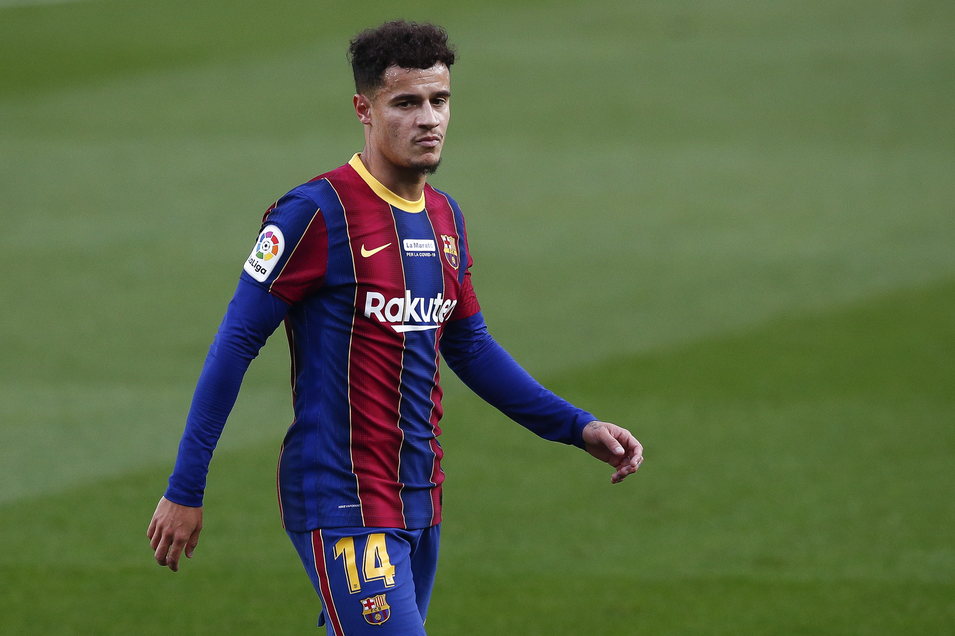 Barcelona could be forced to keep Philippe Coutinho