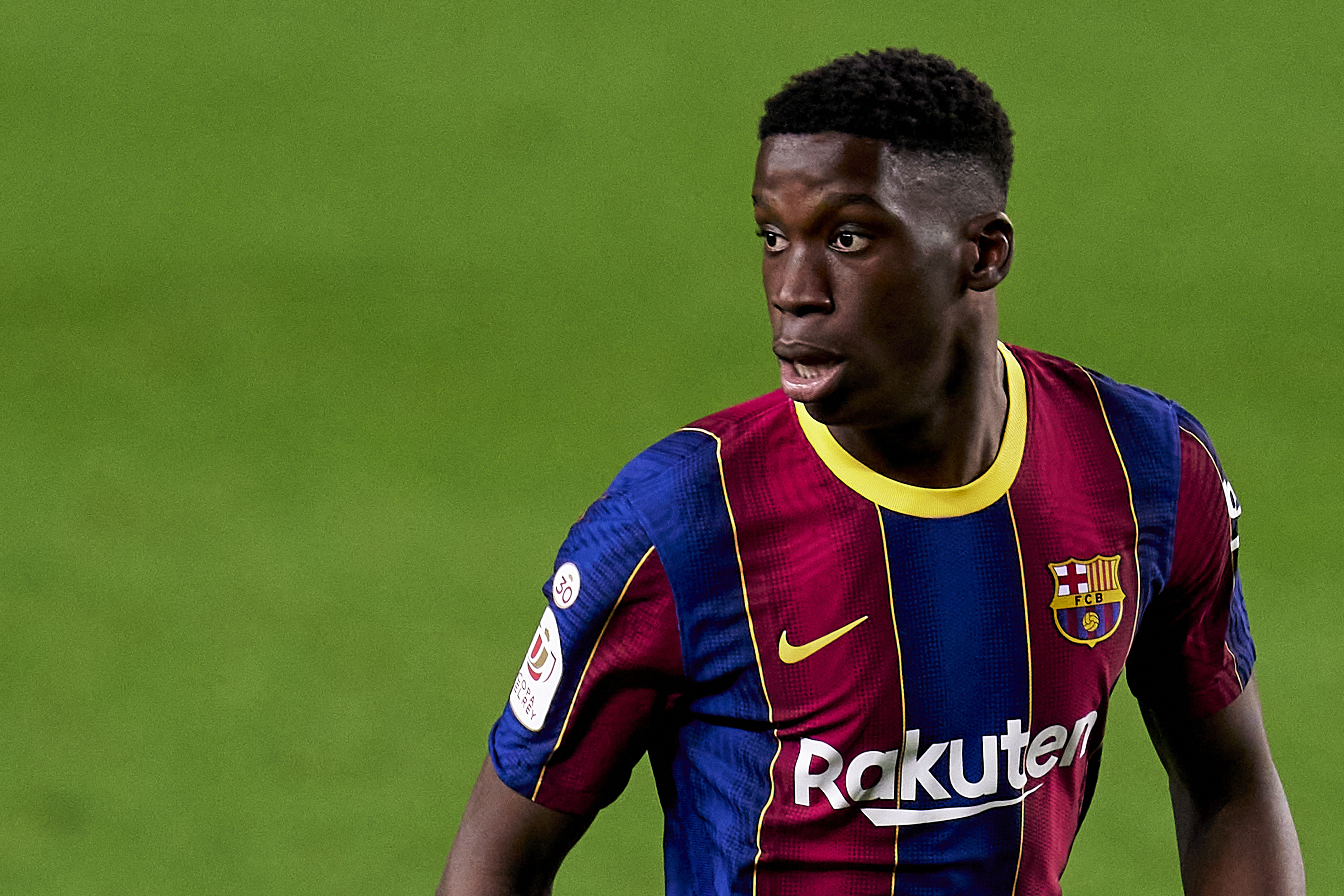 Ilaix Moriba subjected to racial abuse after stalling contract with  Barcelona