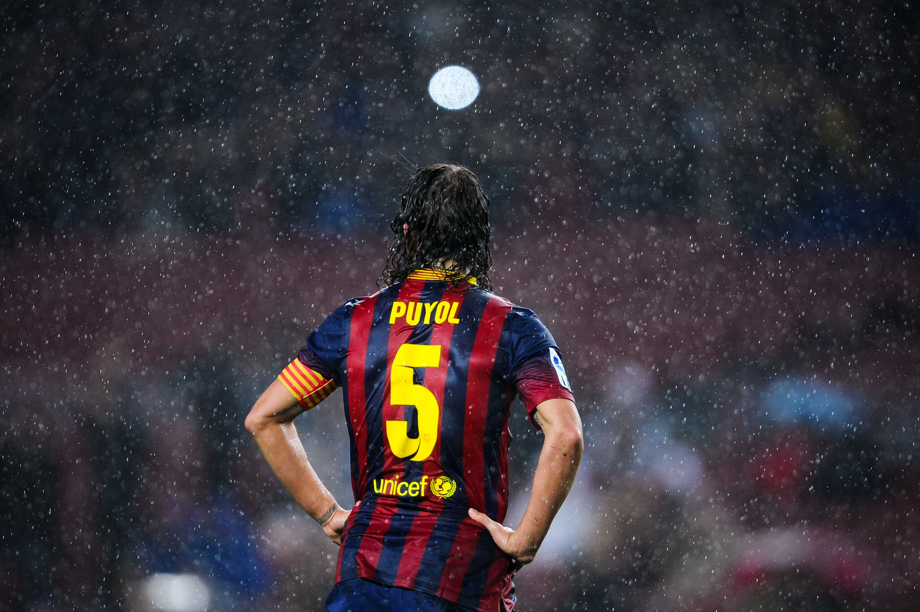 Carles Puyol: The Story Behind The Perfect Barcelona Captain