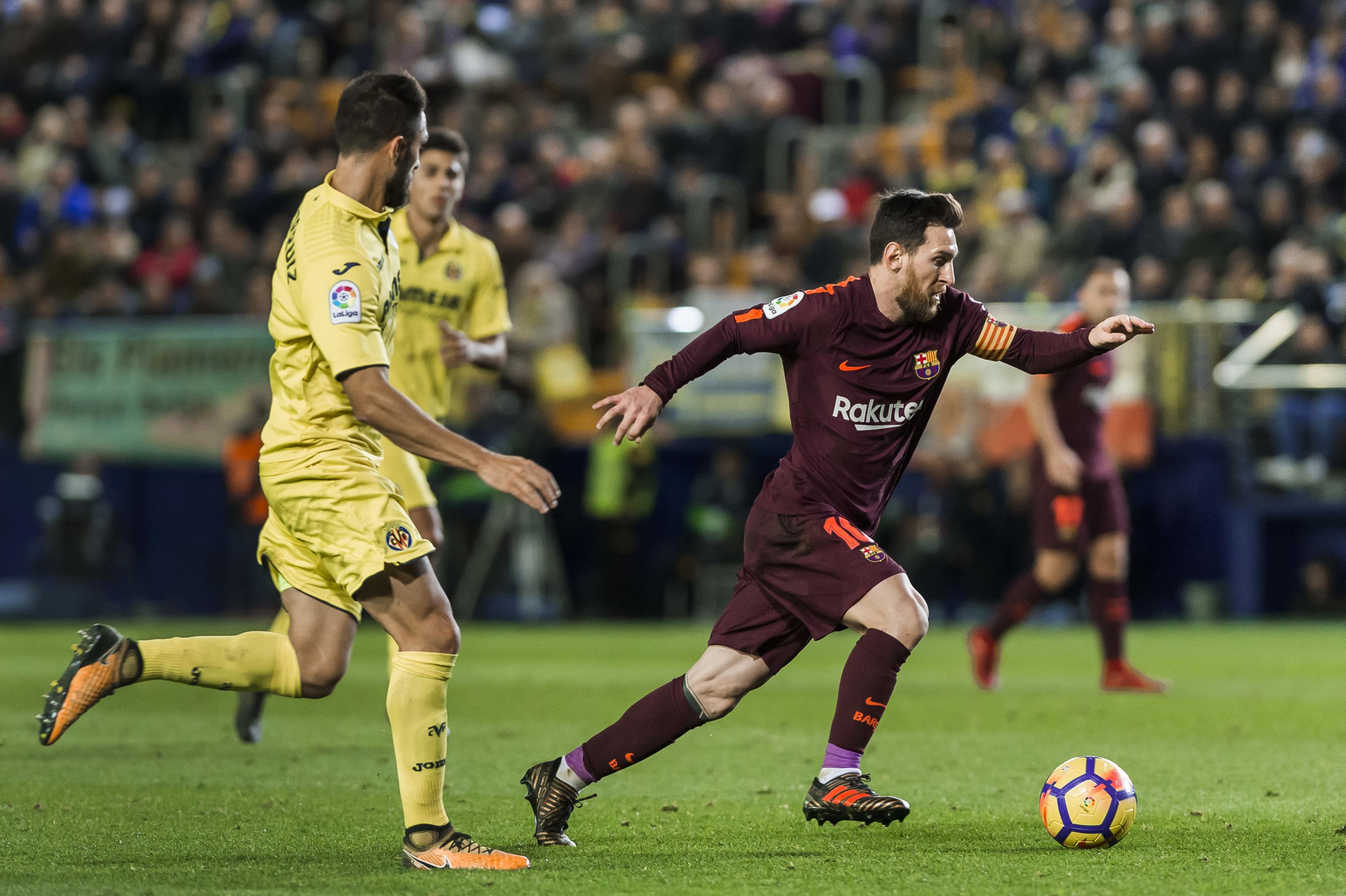 Barcelona vs Villarreal: how to watch La Liga football ...  |Barcelona- Villarreal