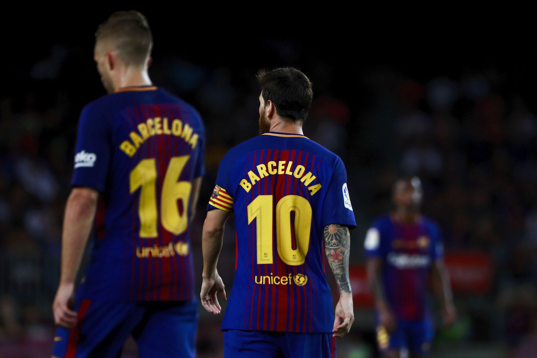 Картинки по запросу Barcelona 2017/18