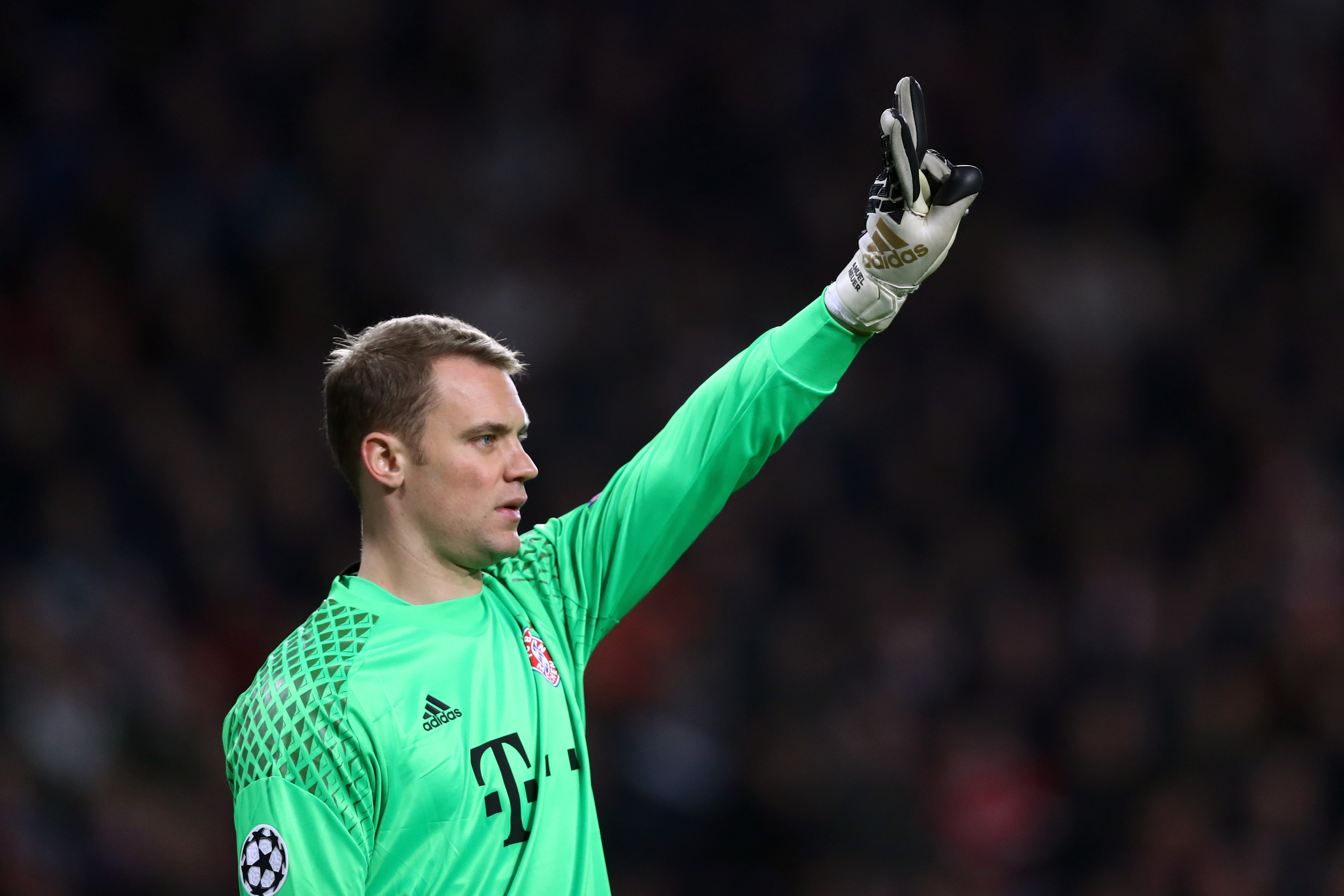 Barcelona have the successor to Manuel Neuer in Marc André ter Stegen