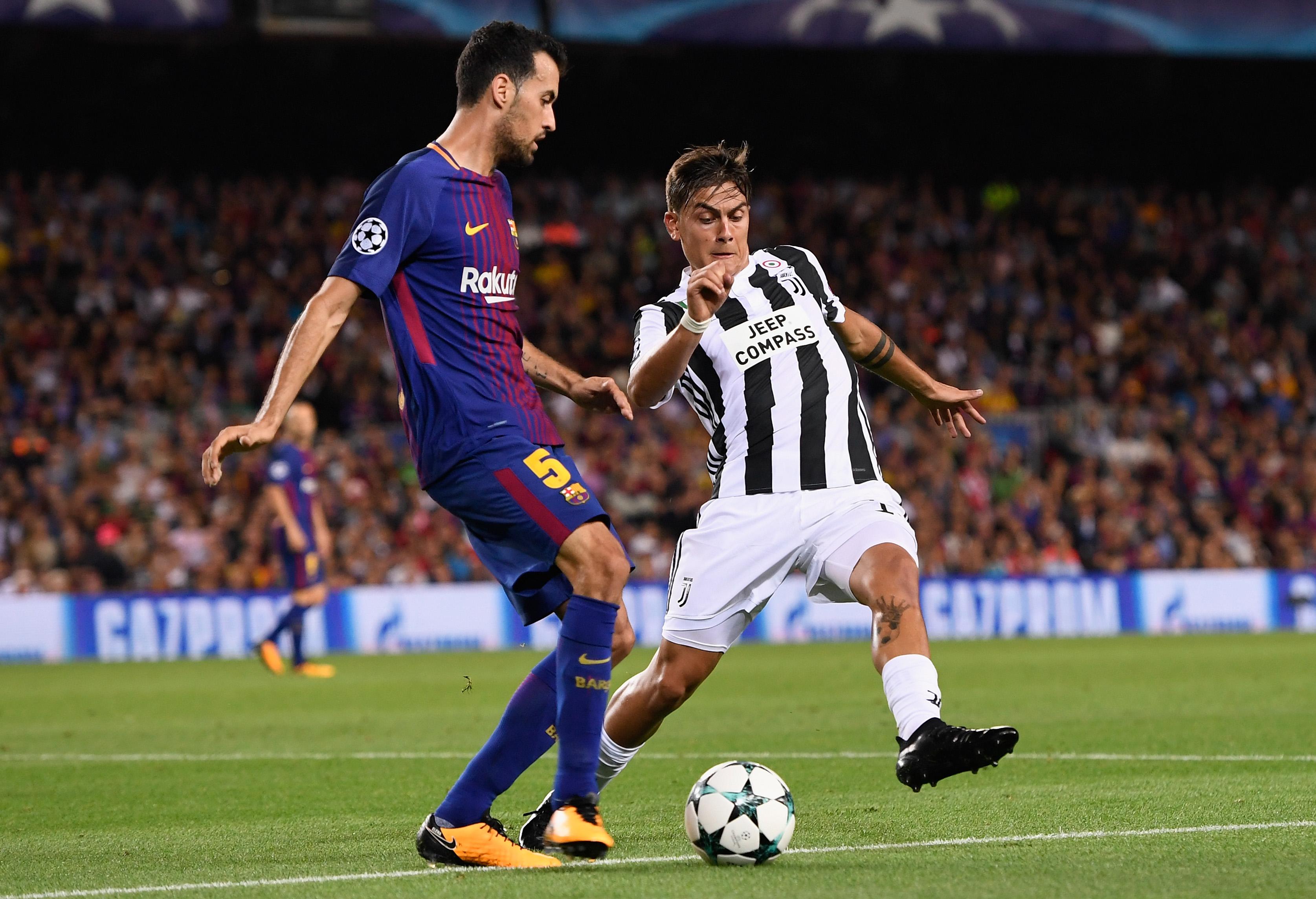 3 things we learned: FC Barcelona vs Juventus 2017/18 ...
