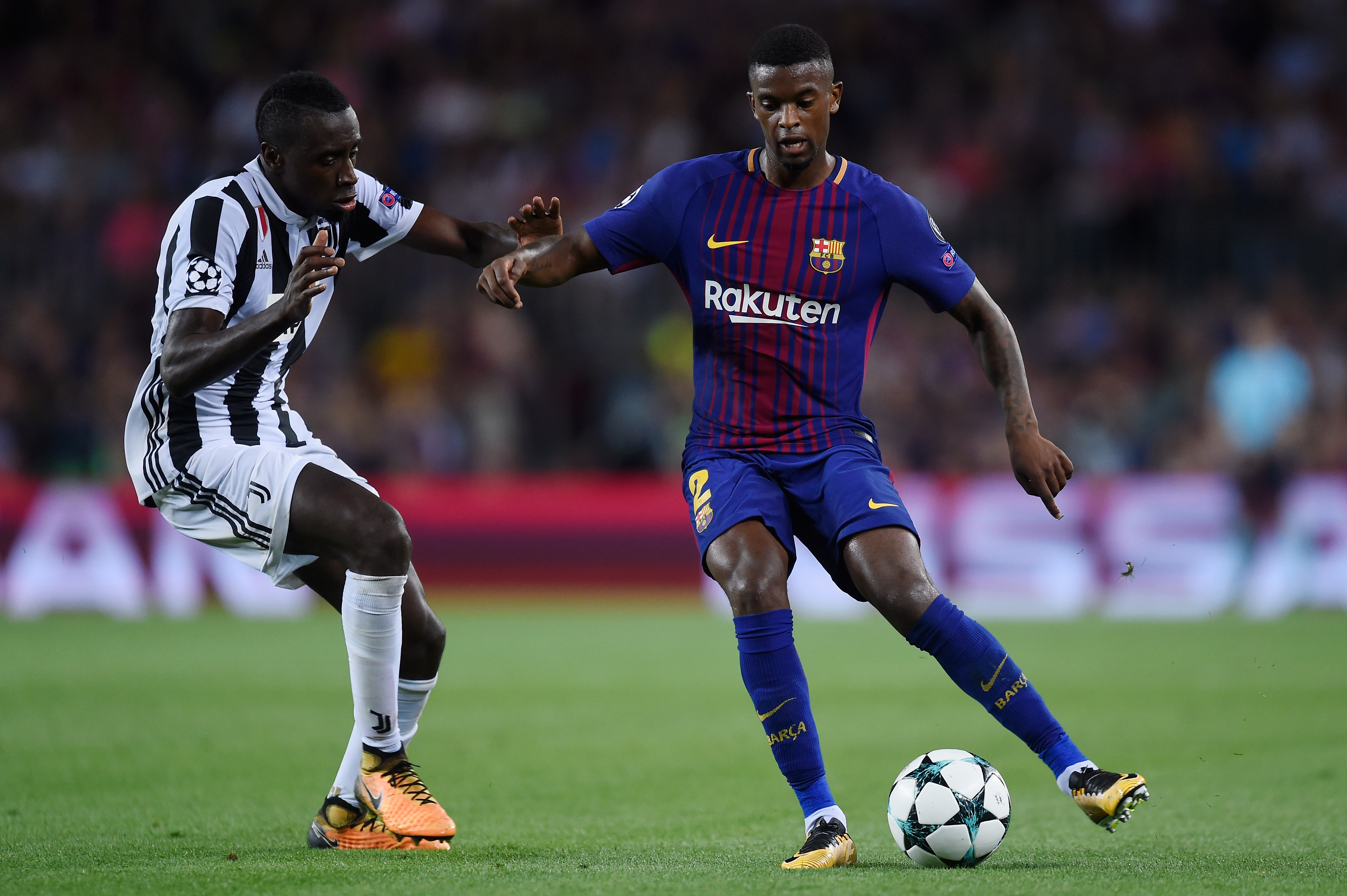 3 things we learned: FC Barcelona vs Juventus 2017/18 ...