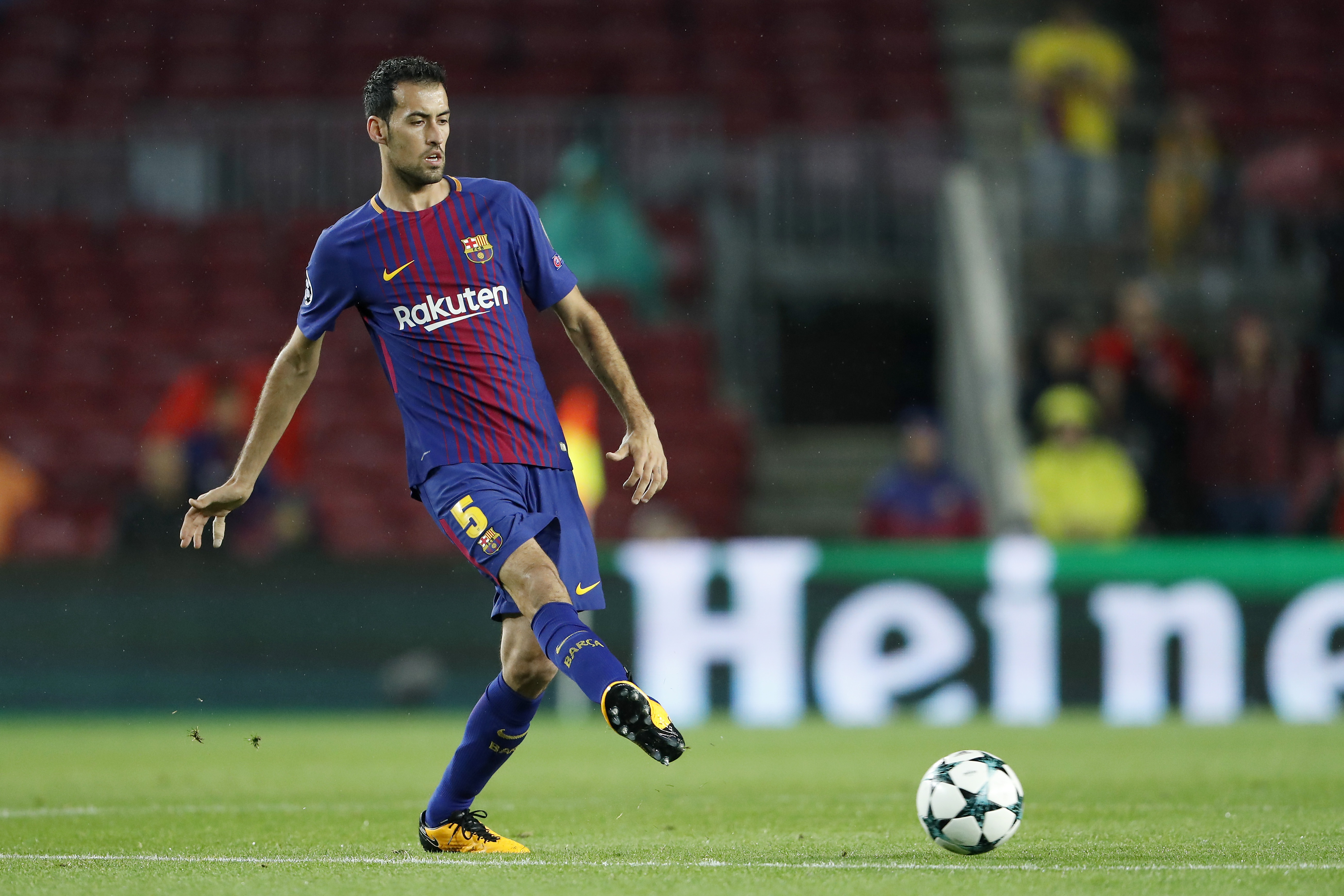 Dossier : Busquets, toujours aussi fort