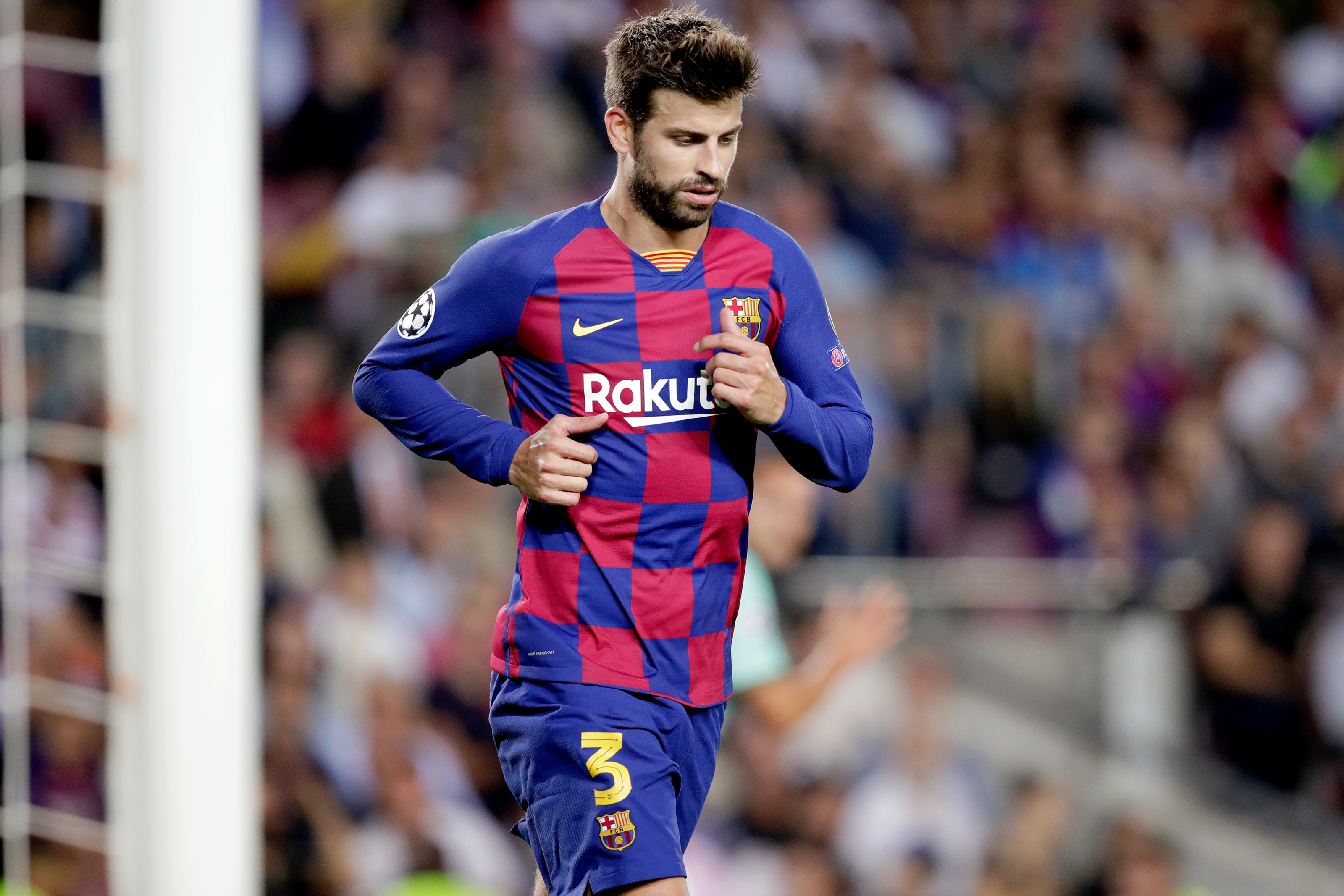 Barcelona Identify Four Long Term Replacements For Gerard Pique