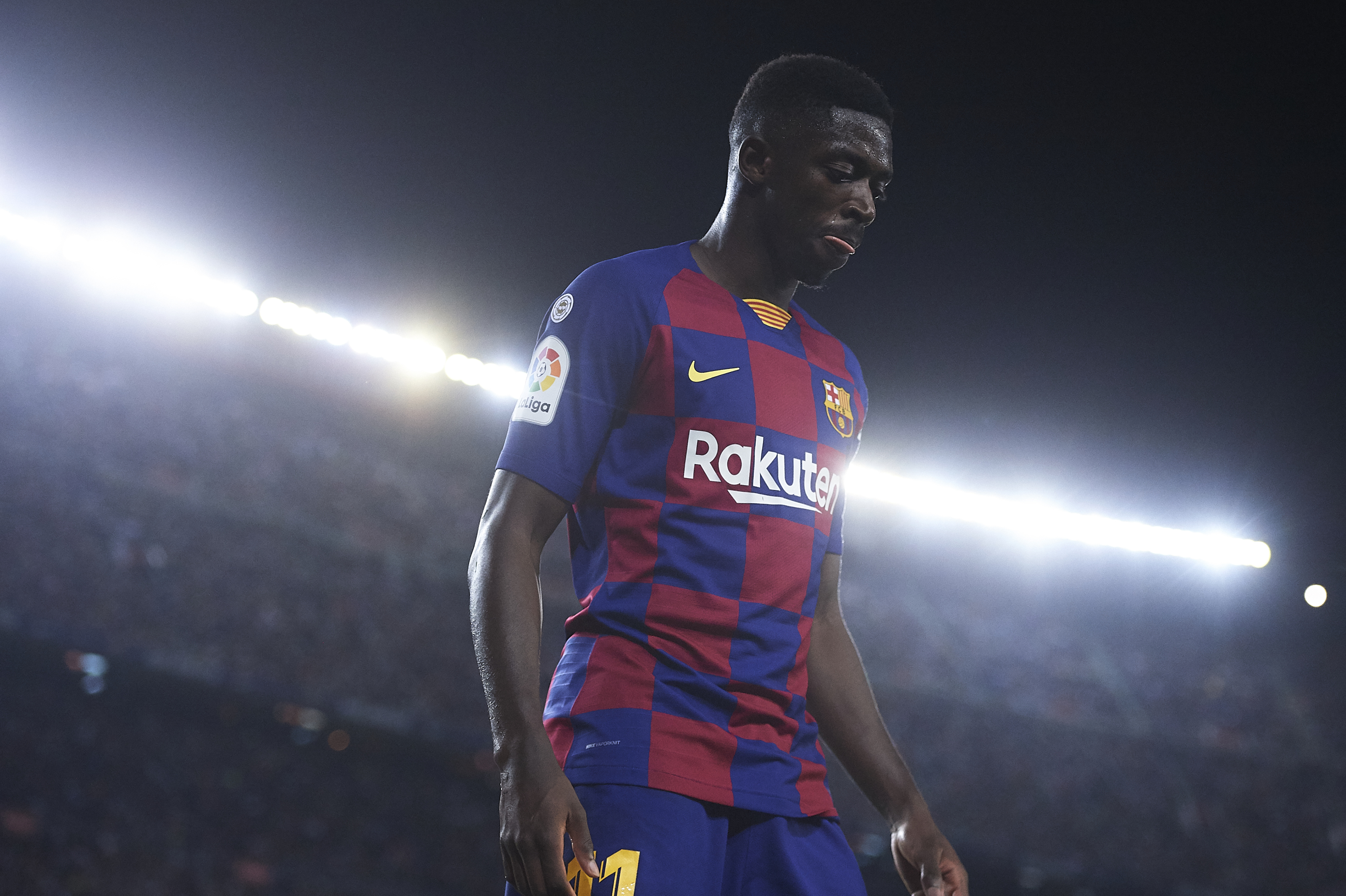 Barcelona make a decision on Ousmane Dembele's future - Everything Barca
