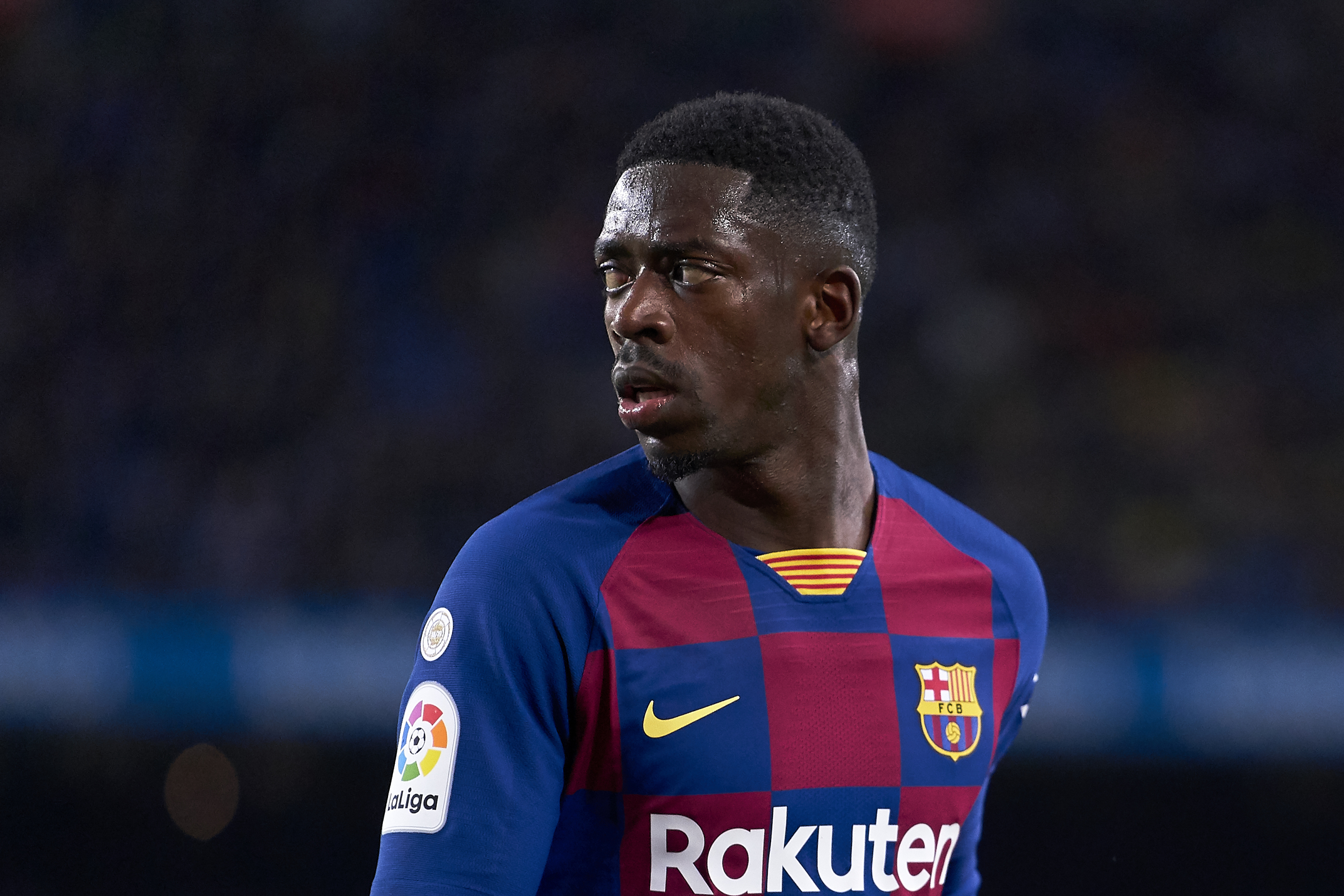 I have changed everything for Barcelona claims Ousmane Dembele