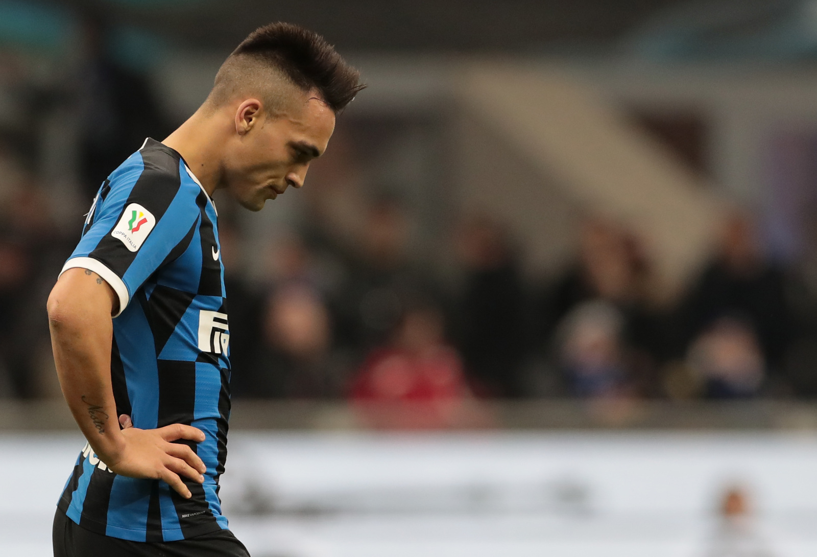 Lautaro Martinez turns down the Barcelona offer because of Bartomeu - Everything Barca