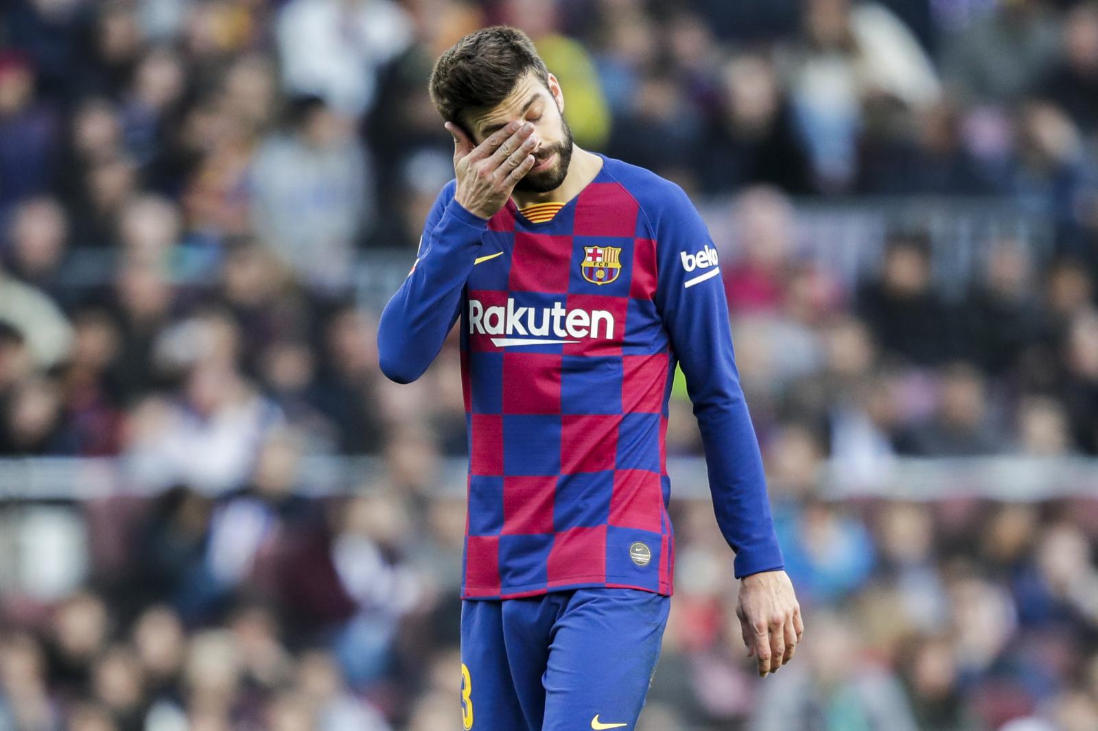 Barcelona set to sign free agent as Gerard Pique's successor