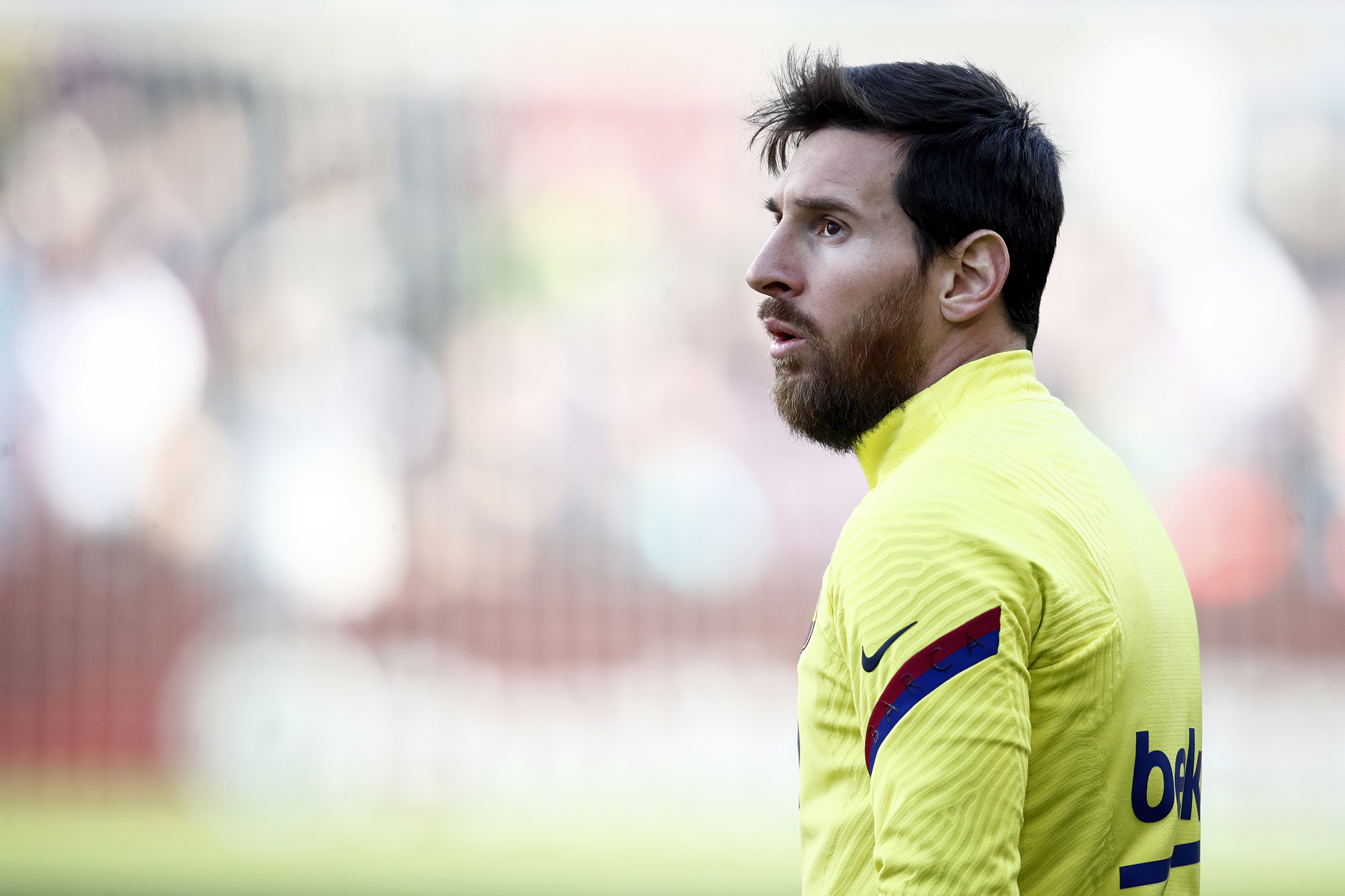 Messi demands another signing at Barcelona after falling out with new man