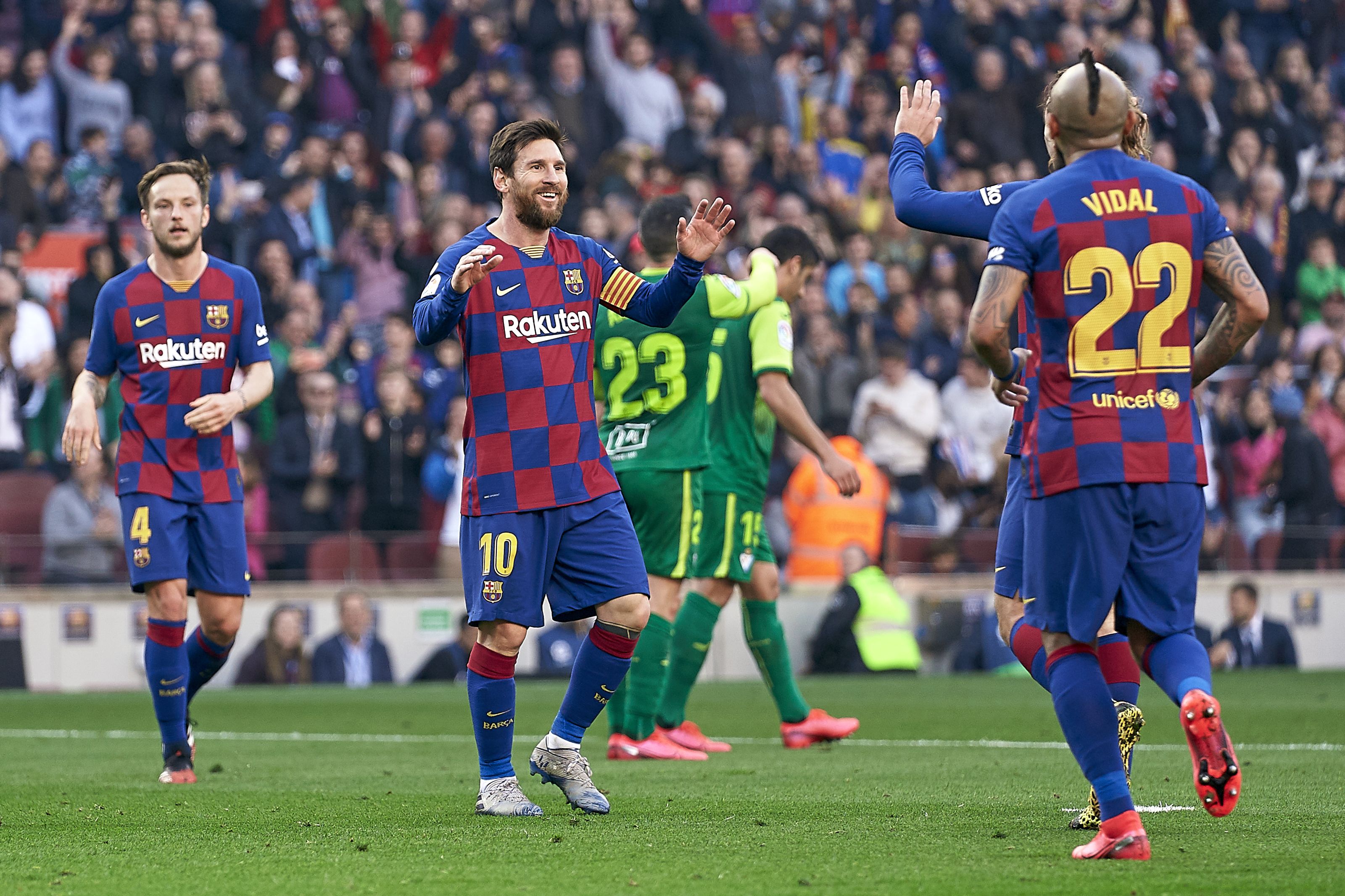 Barcelona face an absurd medical test before the clash against Napoli