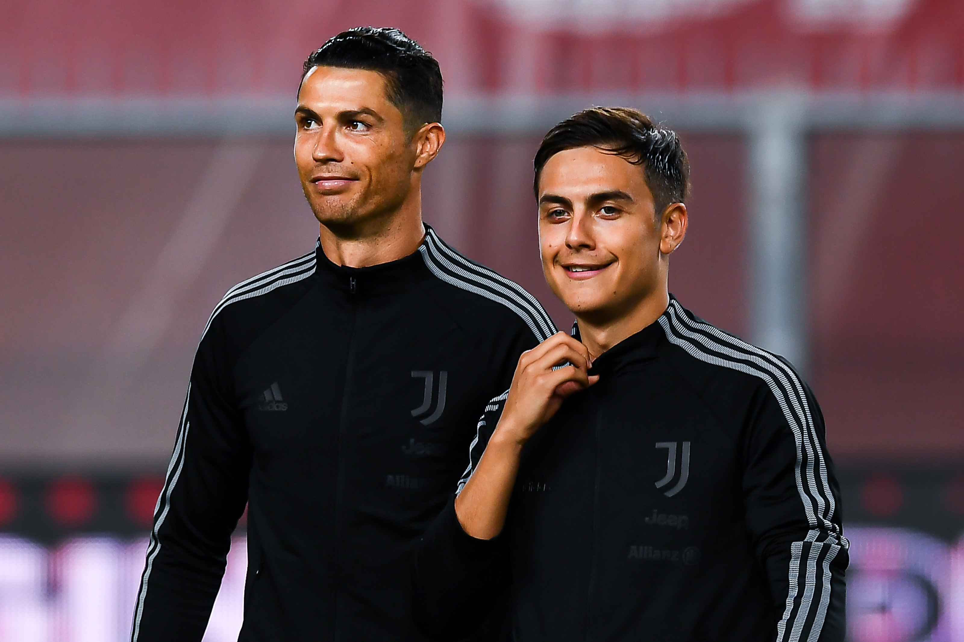 Cristiano Ronaldo S Juventus Runs Away With Barcelona S Prime Target