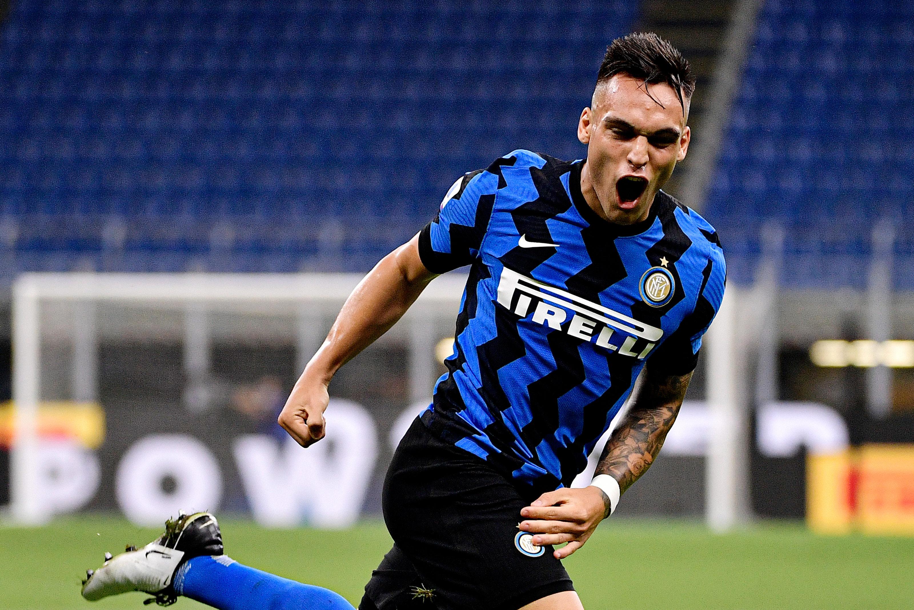 Barcelona target, Lautaro Martinez, ready to sign contract with Inter