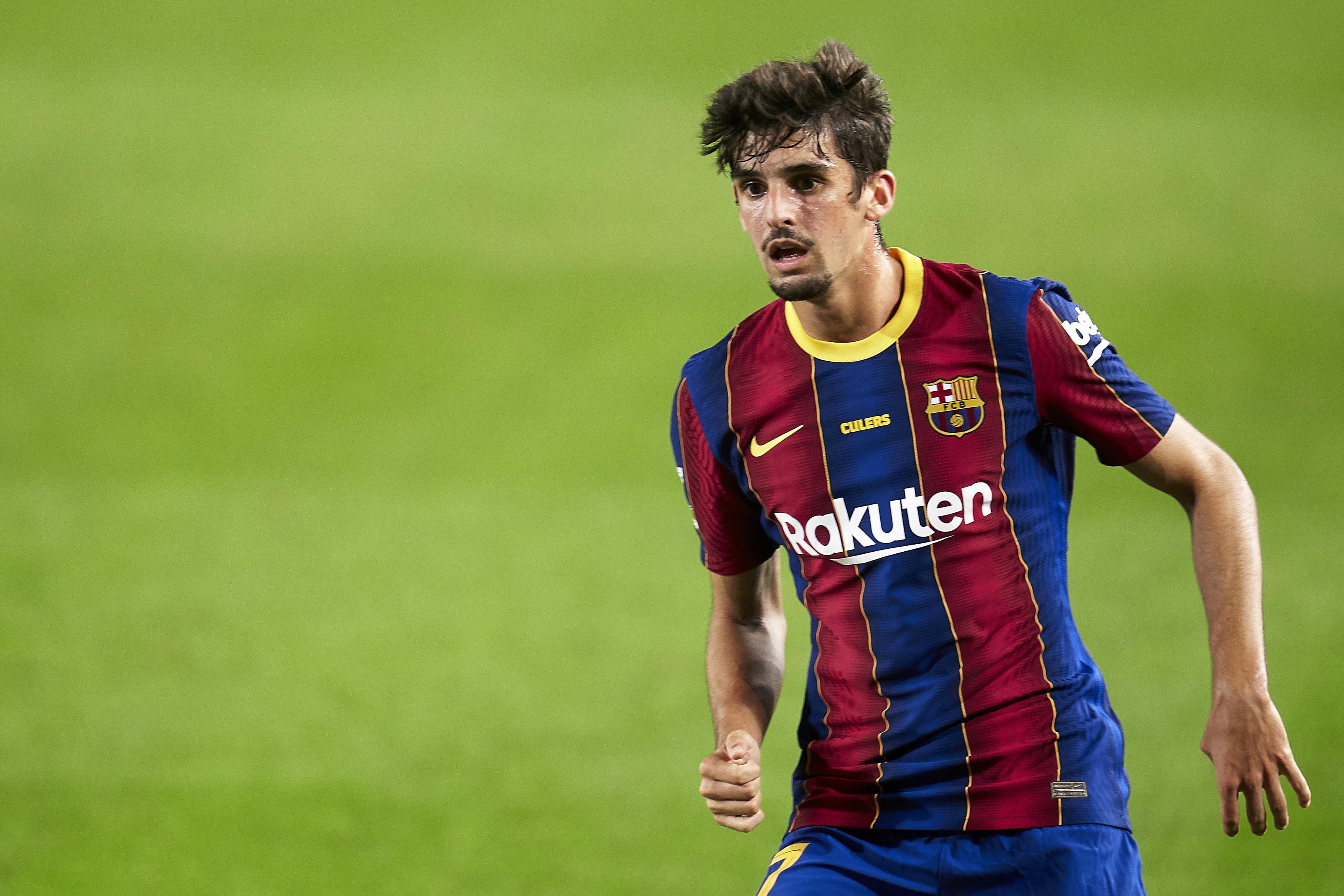 Francisco Trincao reveals his role at Barcelona under Ronald Koeman