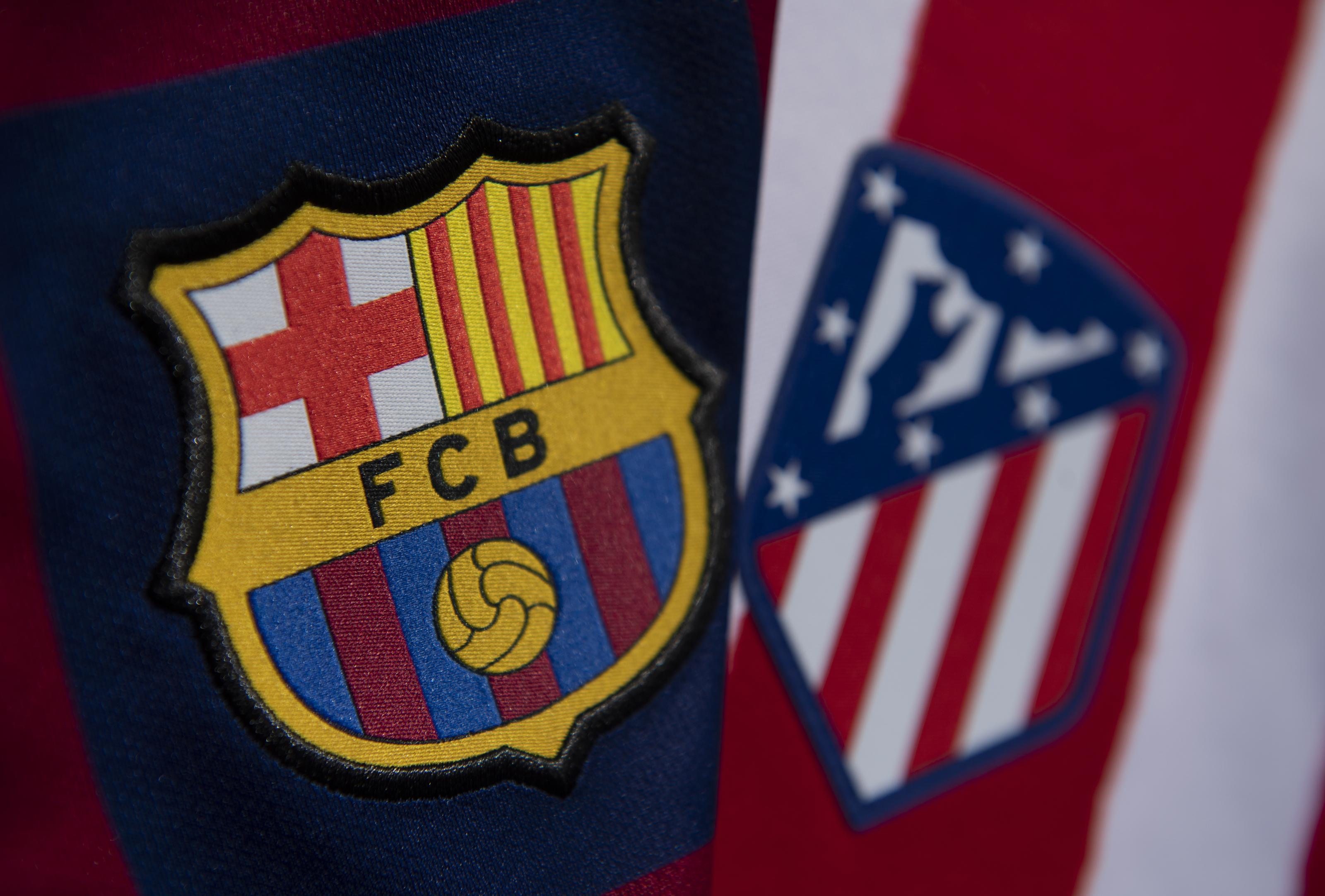 Barcelona – Atlético Madrid beharangozó