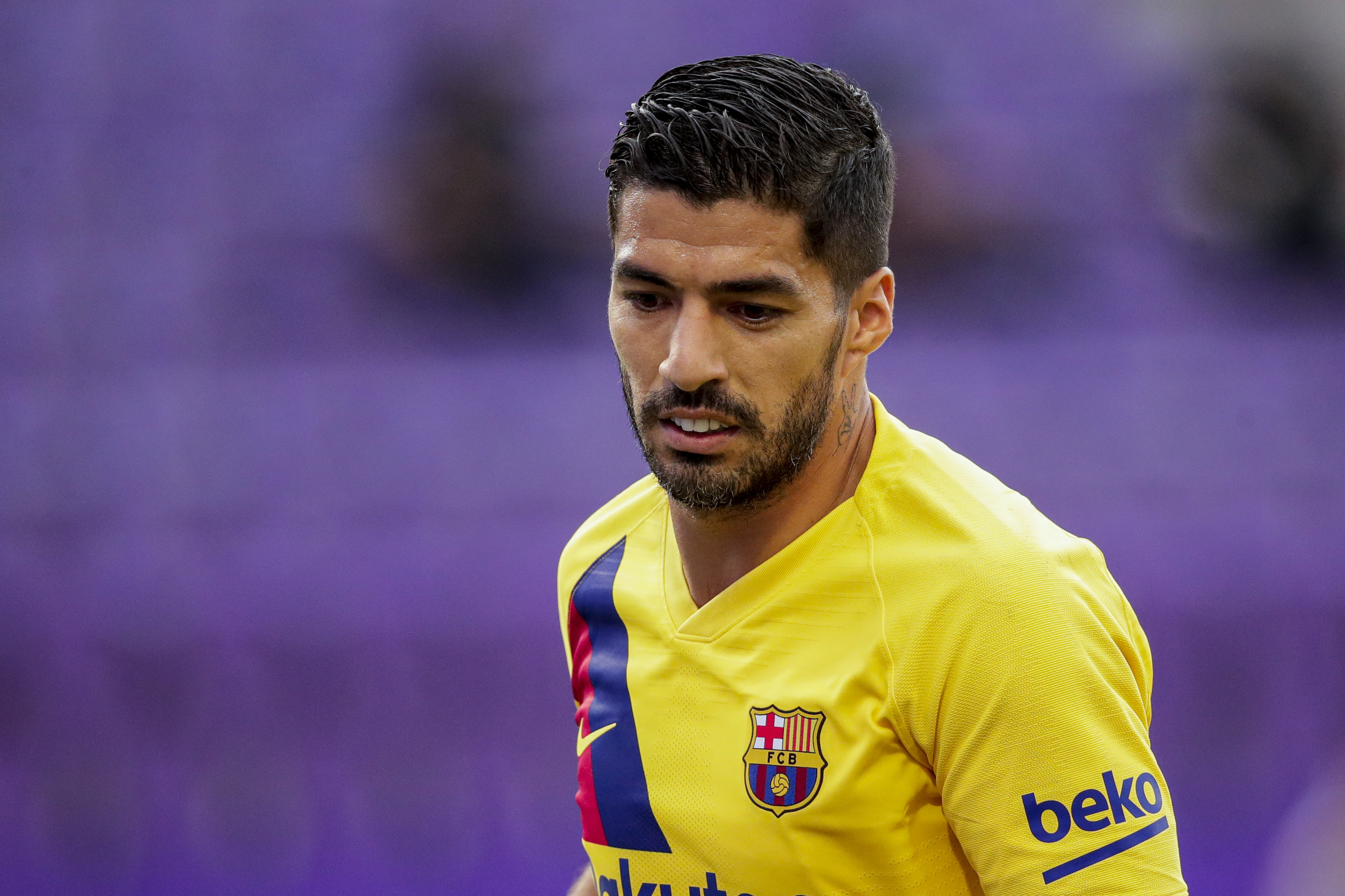 Barcelona prohibit Luis Suarez from joining four clubs