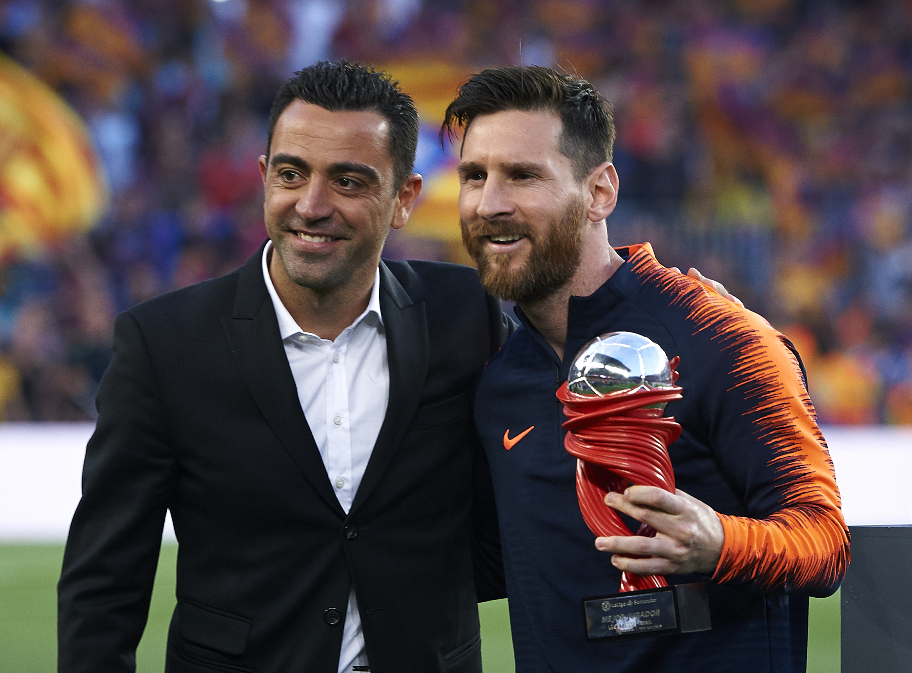 Xavi Hernandez Makes A Bold Claim That Lionel Messi Will Play In Qatar